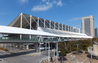 Makuhari Messe Hall