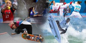 Five New Sporting Events Will Take Place At Tokyo 2020