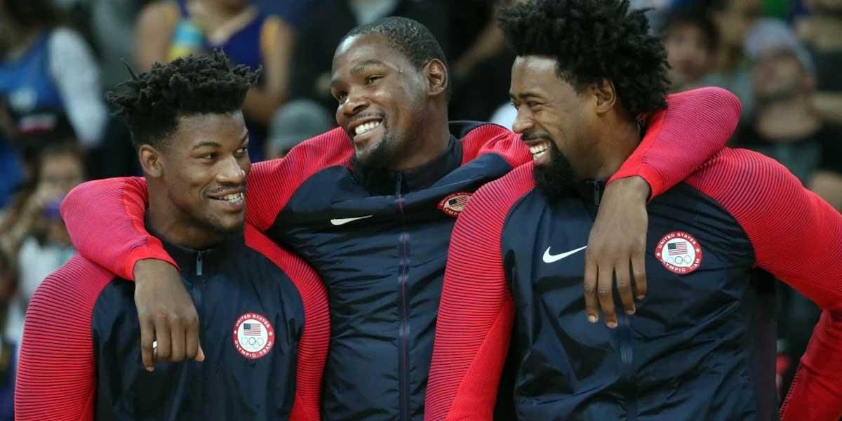 Olympic 3-On-3 Basketball