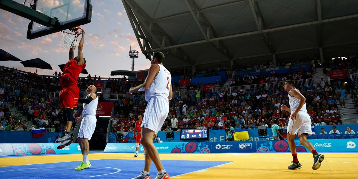 USA 3x3 Basketball