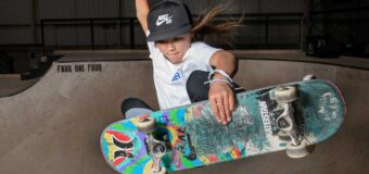 A 12-Year-Old Female Skateboarder Could Compete At Tokyo 2020