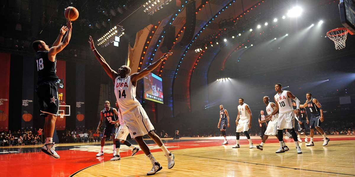 USA Olympic Basketball