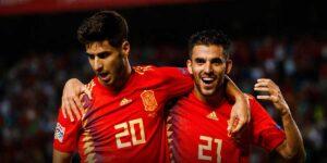 Spain Olympic Soccer