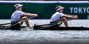 New Zealand Women's Olympic Rowing
