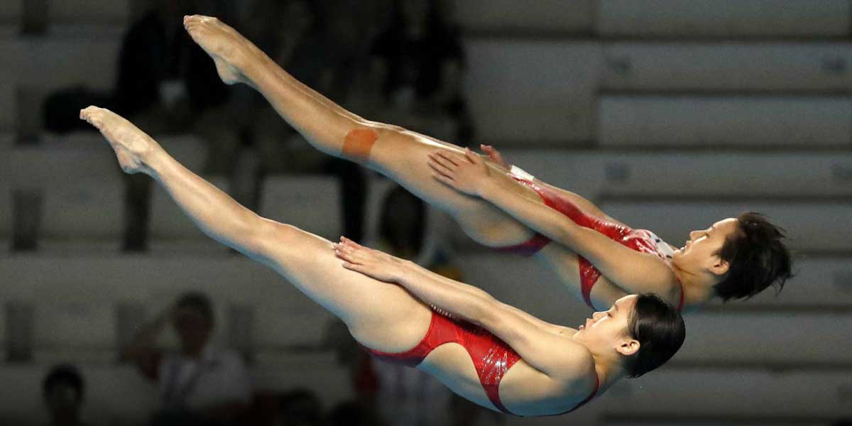 China Synchronized Diving