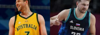 Olympic Basketball: Slovenia Vs. Australia Bronze Medal Game