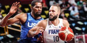 France vs Team USA